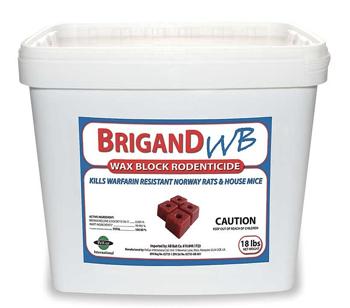 Brigand WB Bug Off Pest Control Center