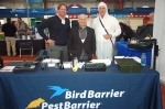 2012 nype bird barrier