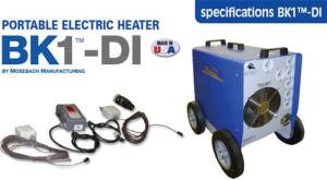 Mosebach BK-D1 Heater