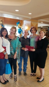 Andy at CPOrlando gift cert. pic