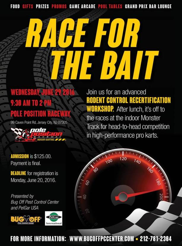 Race for the Bait